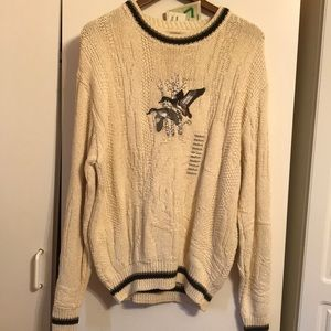 St Johns Bay Collection sweater men's medium